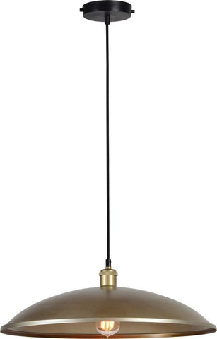 Renwil New Traditional Elmfield Pendant in Antique Gold