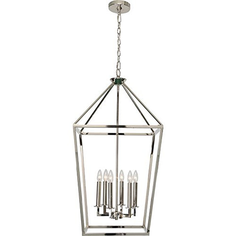 Renwil New Traditional Merrygold 6 Light Cage Chandelier
