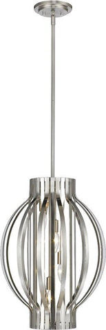 Z-Lite 436-16BN 4 Light Pendant Moundou Collection - ZLiteStore