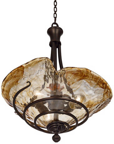 Uttermost 21904 Vitalia 3 Light Pendant - UTMDirect - 5