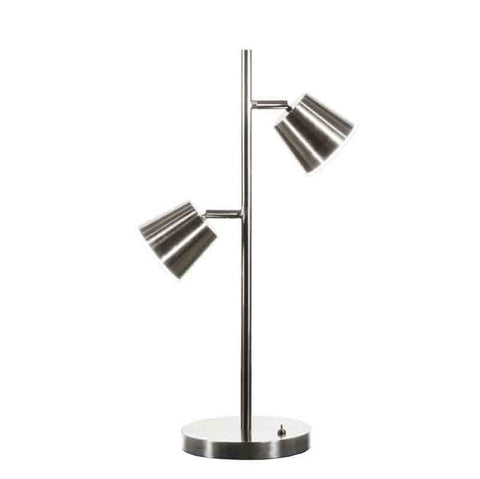 Dainolite 624LEDT-SC 2LT LED Table Lamp, SC