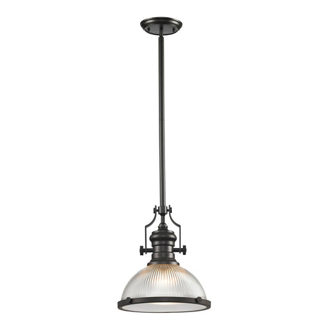ELK Lighting 66533-1 Chadwick Collection Oil Rubbed Bronze Finish - PeazzLighting