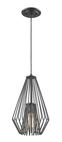 Z-Lite 442MP-MB 1 Light Mini Pendant 1