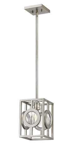 Z-Lite 448MP-AS 1 Light Mini Pendant 1