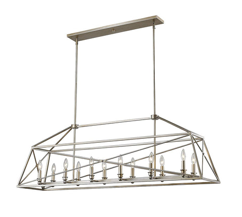 Z-Lite 447-56AS 12 Light Pendant