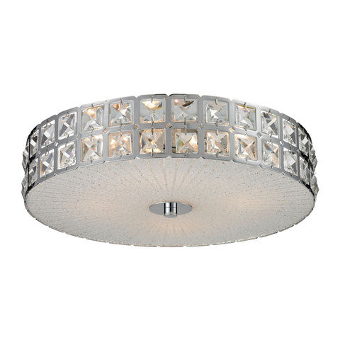 ELK Lighting 81081/4 Wickham Collection Chrome Finish - PeazzLighting