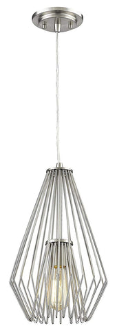 Z-Lite 442MP-BN 1 Light Mini Pendant 1