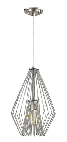 Z-Lite 442MP12-BN 1 Light Mini Pendant 1