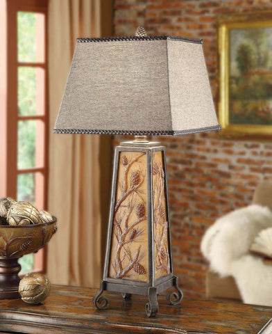 "Crestview Collection CIAUP471 ""Autumn'S Light"" Table Lamp - PeazzLighting"