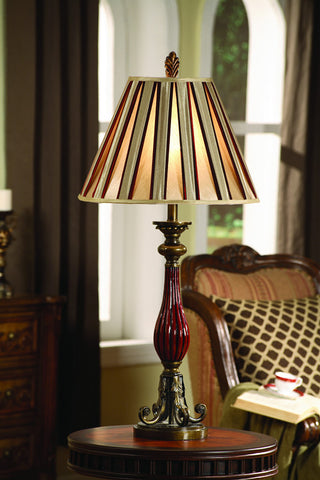 Crestview Collection CVAOP039 Madison Table Lamp - PeazzLighting