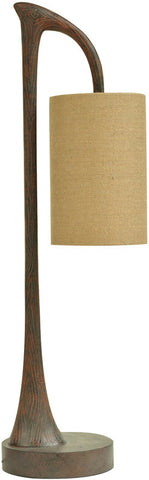 Crestview Collection CVAUP969 West Larce Table Lamp 7 X 7 X 11 - PeazzLighting