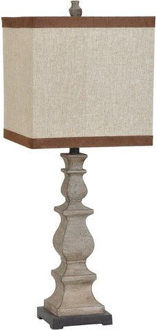Crestview Collection CVAVP358 Burgess Table Lamp 12/12 X 12/12 X 12 - PeazzLighting