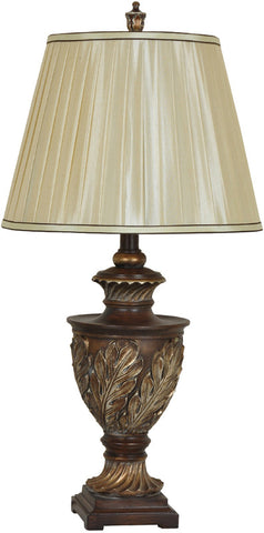 Crestview Collection CVAVP359 Tropez Table Lamp 11 X 17 X 12.5 - PeazzLighting