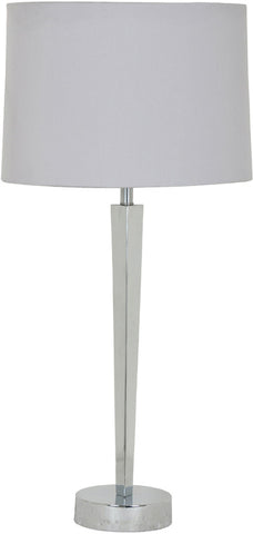 Crestview Collection CVAZER001 Metro Table Lamp 14 X 15 X 10 - PeazzLighting