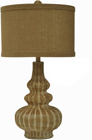Crestview Collection CVNAM687 Stansberry Table Lamp 15 X 15 X 10 - PeazzLighting