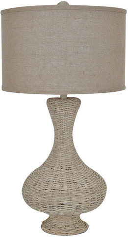 Crestview Collection CVNAM694 Hannah Table Lamp 18 X 18 X 11 - PeazzLighting