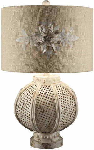 Crestview Collection CVNAM701 Becca Table Lamp 16 X 16 X 10.5 - PeazzLighting