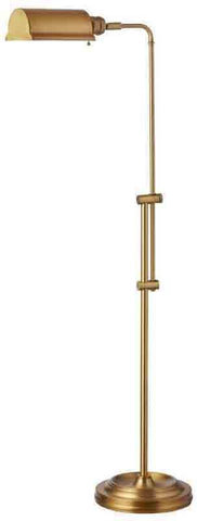 Dainolite DM450F-VB Adjustable Floor Lamp