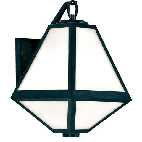 Brian Patrick Flynn for Crystorama Glacier Outdoor 1 Light Wall Mount