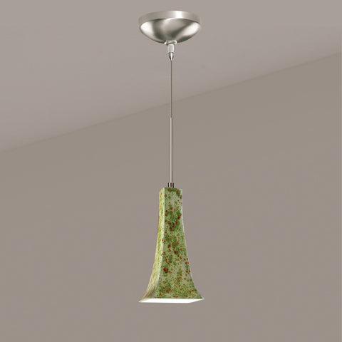 A19 LVMP14-PS-LEDMR16 Studio Collection Eiffel Pistachio Finish