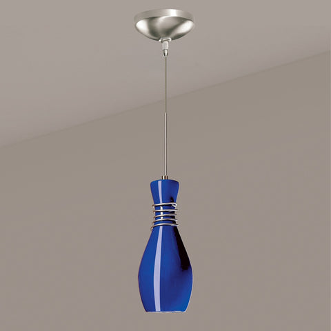 A19 LVMP19-CB-LEDMR16 Studio Collection Amphora Cobalt Blue Finish