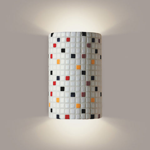 A19 M20308-MU-LEDGU24 Mosaic Collection Confetti Multicolor Finish