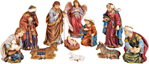 Ok Lighting OK-2534-S1A Piece Nativity Sets - PeazzLighting