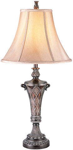 "Ok Lighting OK-4175T 33""H Table Lamp - PeazzLighting"