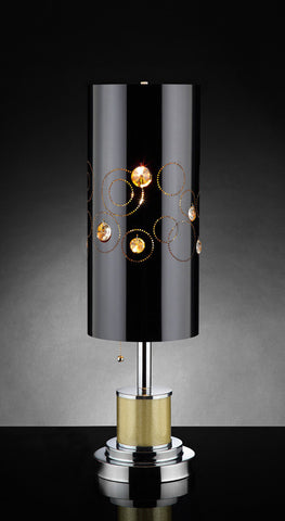 Ok Lighting OK-5135M Starry Night Buffet Lamp - PeazzLighting
