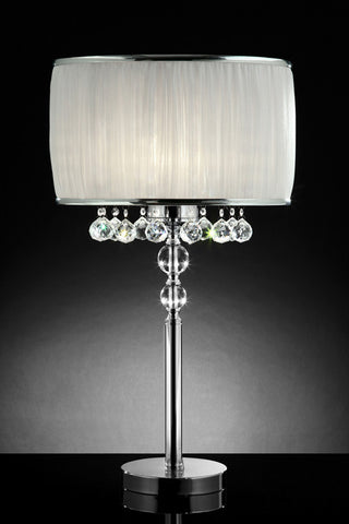 Ok Lighting OK-5139T Pure Essence Table Lamp - PeazzLighting