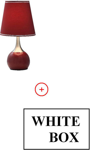 Ok Lighting OK-815BD-SP1 Table Touch Lamp S.Packing With White Box - PeazzLighting
