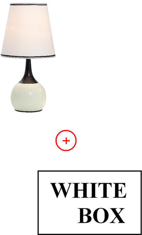Ok Lighting OK-815PL-SP1 Table Touch Lamp S.Packing With White Box - PeazzLighting