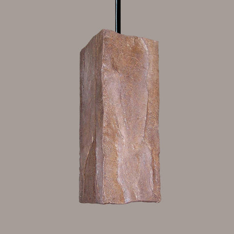 A19 PN18011-BR-GU24-WCC Nature Collection Stone Brown Finish