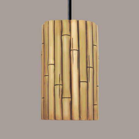 A19 PN20301-NA-GU24-WCC Nature Collection Bamboo Natural Finish