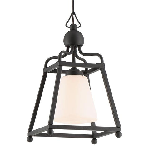 Libby Langdon for Crystorama Sylvan Outdoor 1 Light Pendant