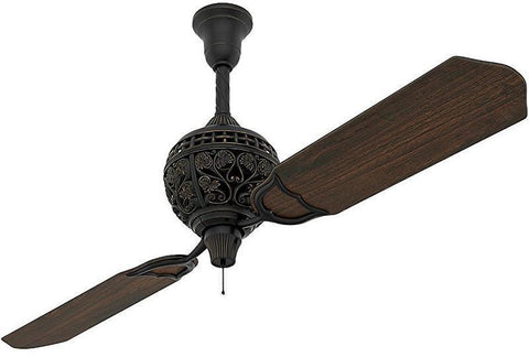 "Casablanca 18865 1886 Limited Edition - 60"" Midas Black 18865 FAN"
