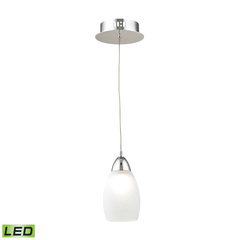 Alico LCA201-10-15 Buro Collection Chrome Finish Pendant