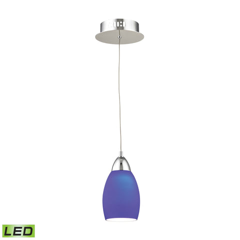 Alico LCA201-7-15 Buro Collection Chrome Finish Pendant
