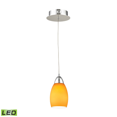 Alico LCA201-8-15 Buro Collection Chrome Finish Pendant