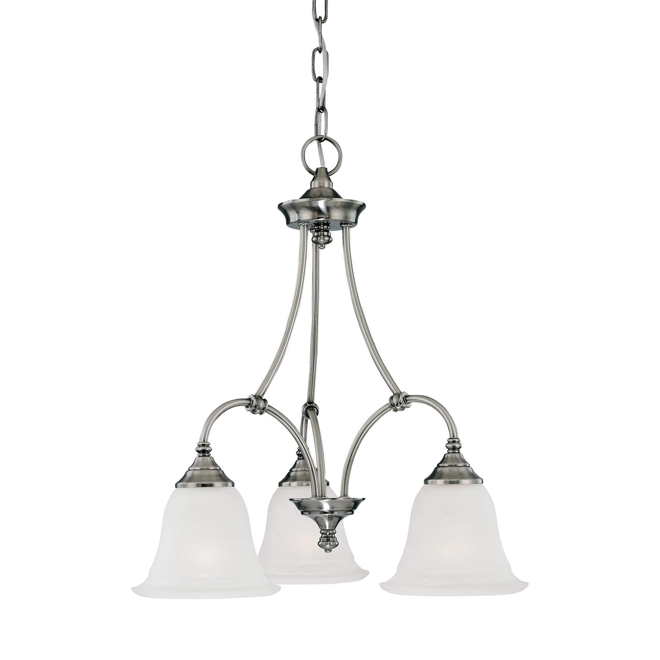 Thomas Lighting Sl880341 Harmony Collection Satin Pewter ...