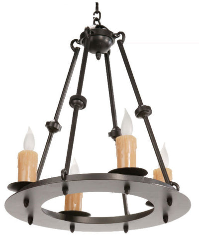 Nova Chandelier 4 Light - PeazzLighting