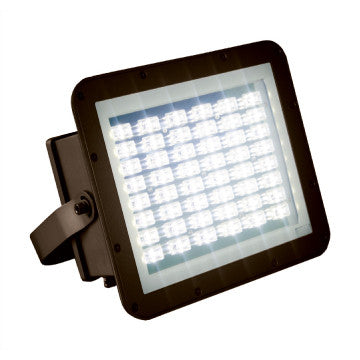 Jesco Lighting WWF1248PP60AWBZ Plug & Play WWF Series Outdoor LED Wall Washer - PeazzLighting
