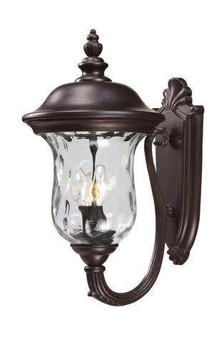 Z-Lite 533m-rbrz Armstrong Collection Outdoor Wall Light - ZLiteStore