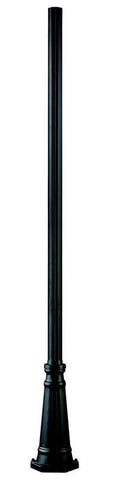 Z-Lite 519p-bk Outdoor Post Collection Outdoor Post - ZLiteStore