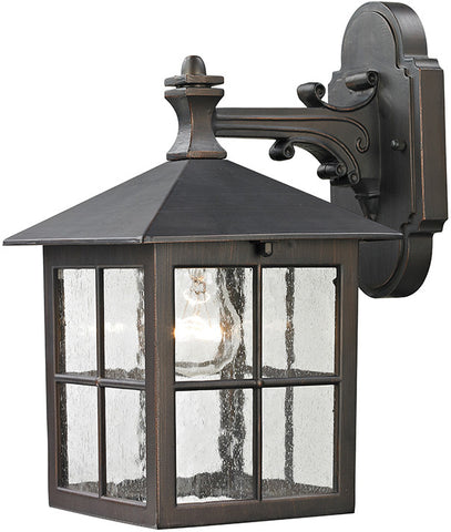 Cornerstone 8201EW/70 Shaker Heights Coach Lantern In Hazelnut Bronze - PeazzLighting