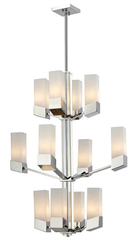 Z-Lite 607-12 Zen Collection 12 Light Pendant - ZLiteStore
