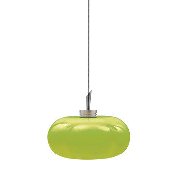 Jesco Lighting QAP118-CS/SN QAP118-JOLLY Quick Adapt-Low Voltage Pendant - PeazzLighting