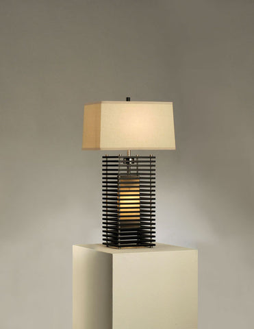 Nova Lighting 10420 Kimura, Standing Table Lamp - PeazzLighting