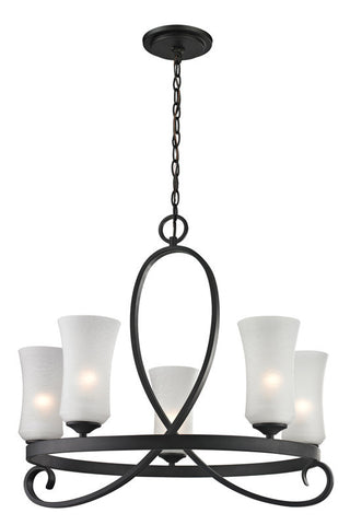 Z-Lite 603-5 5 Light Chandelier - ZLiteStore