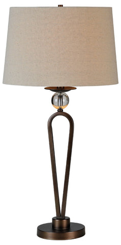 Ren-Wil LPT372 Pembroke Table Lamp - PeazzLighting